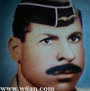 الشهيد العقيد عبد الله صيام