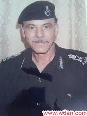 اللواء عمر صالح عبد الرحمن موسى | أبو حميد