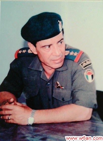 اللواء الركن فايز محمود عرفات