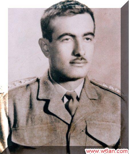 الشهيد الرائد خالد عبد المجيد