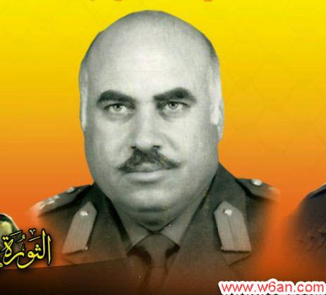 الشهيد العميد الركن جمعة مصباح اسماعيل الجملة | أبو هاني
