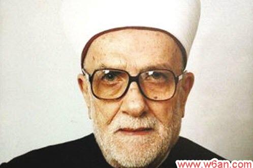 الشيخ عبد الحميد السائح