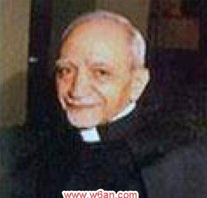الأب إبراهيم إلياس عياد