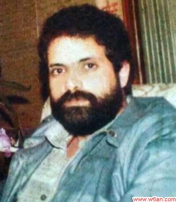 الشهيد المقدم علي عبد سعيد أبو طوق